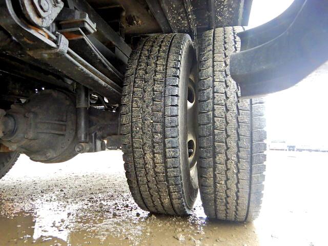トヨタ ダイナ 小型 クレーン付 4段 ラジコン|コーションプレート トラック 画像 リトラス掲載