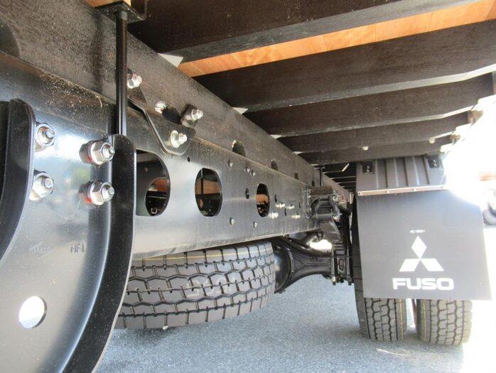 三菱 ファイター 中型 クレーン付 4段 ラジコン 画像17