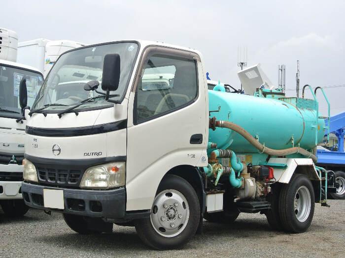 日野 デュトロ 小型 タンク車 散水車 PB-XZU301M|画像1