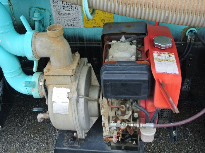 日野 デュトロ 小型 タンク車 散水車 PB-XZU301M|画像13