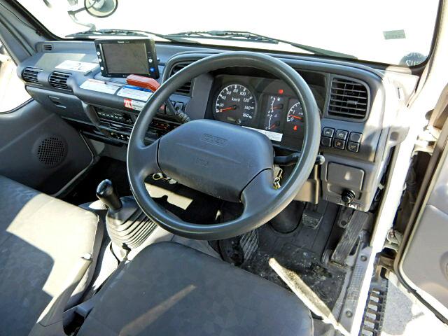 いすゞ エルフ 小型 高所・建柱車 高所作業車 PB-NKR81AN 画像7