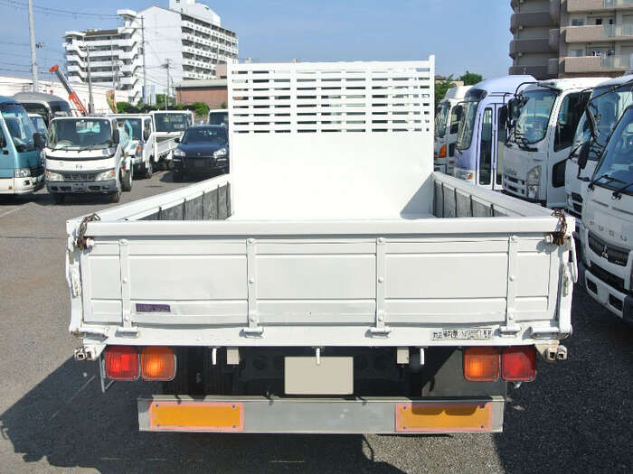 三菱 ファイター 中型 平ボディ 床鉄板 KK-FK71GD|画像3