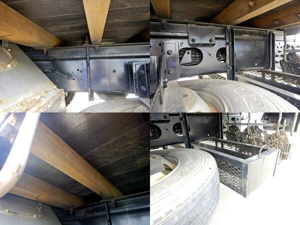 いすゞ フォワード 中型 クレーン付 ヒアブ エアサス 画像17