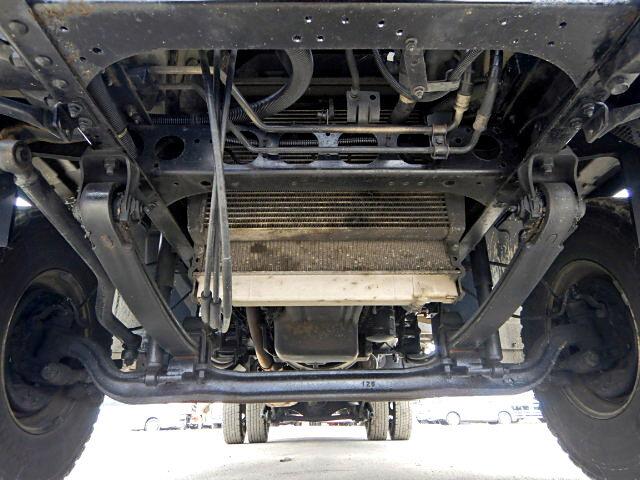 いすゞ フォワード 中型 クレーン付 ヒアブ エアサス 画像19