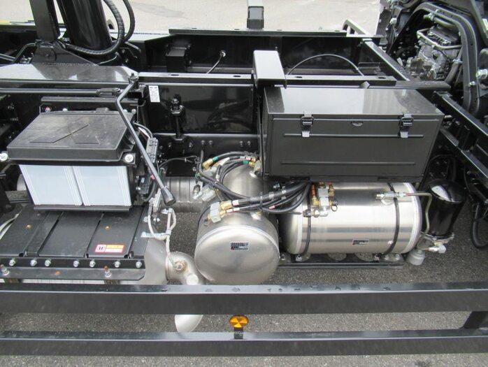 三菱 ファイター 中型 ダンプ コボレーン ベッド 画像13