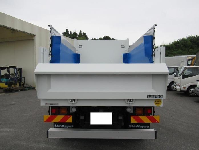 三菱 ファイター 中型 ダンプ コボレーン ベッド|画像3