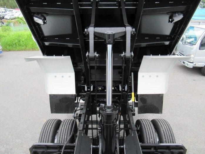 三菱 ファイター 中型 ダンプ コボレーン ベッド|画像18