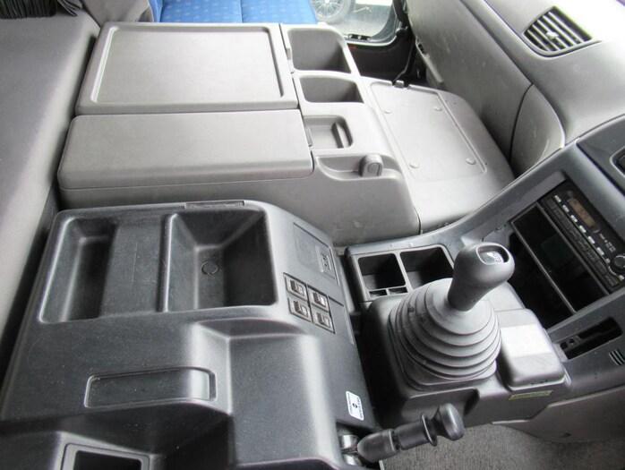 いすゞ ギガ 大型 平ボディ 床鉄板 アルミブロック|画像9