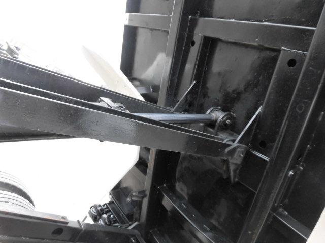 三菱 ファイター 中型 ダンプ 土砂禁 ステンレス張り|画像18