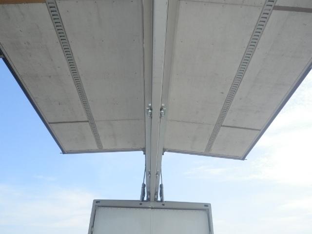 三菱 ファイター 中型 ウイング エアサス ベッド|画像7