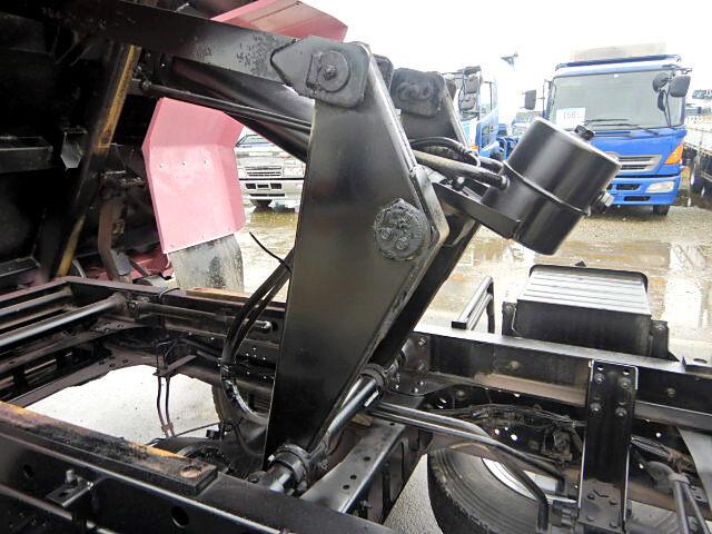 三菱 ファイター 中型 ダンプ Lゲート コボレーン|画像13