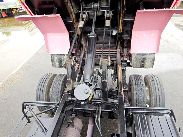三菱 ファイター 中型 ダンプ Lゲート コボレーン|画像12