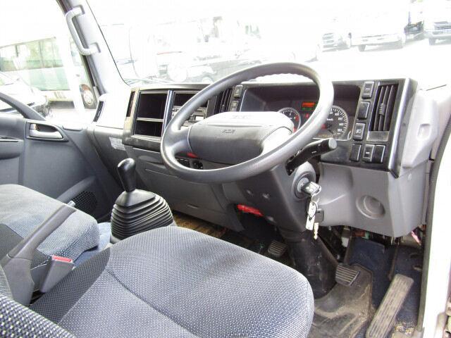 いすゞ エルフ 小型 平ボディ 幌 TKG-NLR85AR 画像8