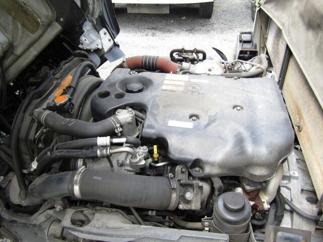 いすゞ エルフ 小型 平ボディ 幌 TKG-NLR85AR 画像12