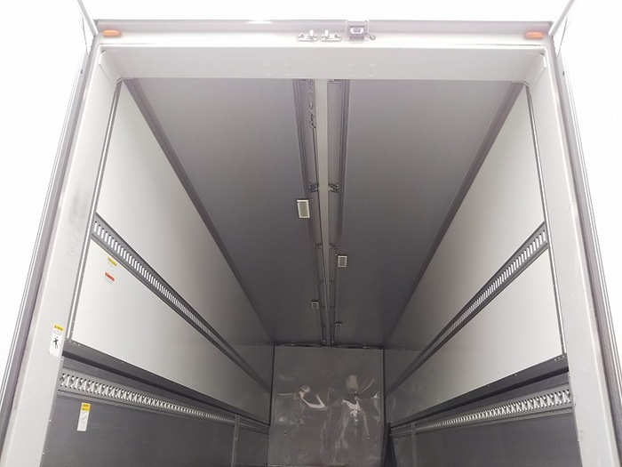 三菱 スーパーグレート 大型 ウイング 床鉄板 エアサス 画像5