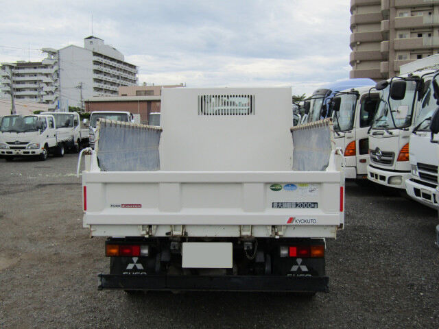 三菱 キャンター 小型 ダンプ コボレーン TPG-FBA30|画像3