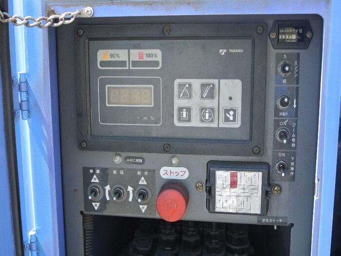 いすゞ エルフ 小型 高所・建柱車 高所作業車 BDG-NKR85N|画像11