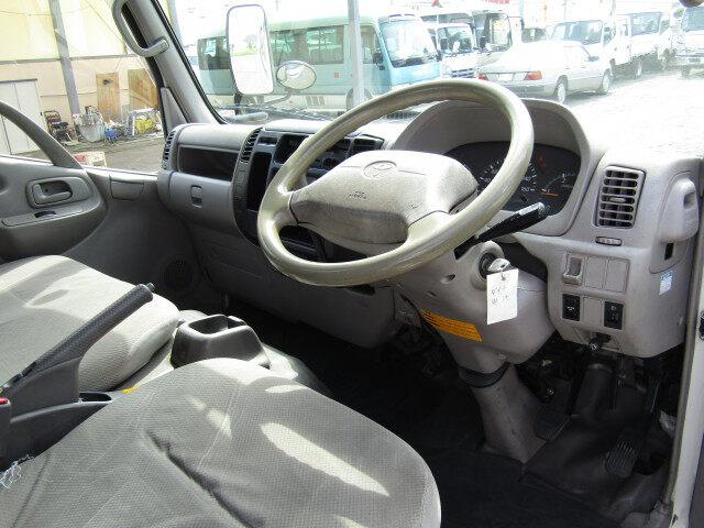 トヨタ ダイナ 小型 平ボディ BDG-XZU304 H20|画像8