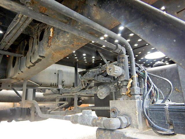 日野 レンジャー 中型 車輌重機運搬 エアサス ベッド|画像18