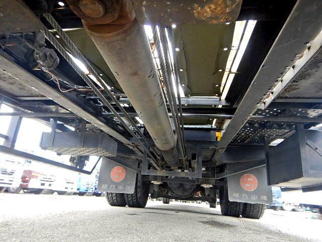 日野 レンジャー 中型 車輌重機運搬 エアサス ベッド|画像17