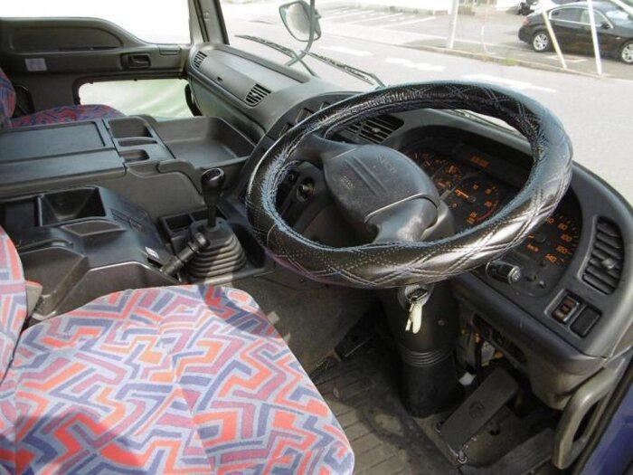 いすゞ ギガ 大型 平ボディ アルミブロック ベッド|画像6
