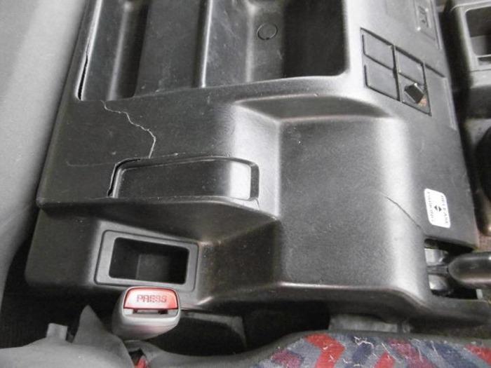 いすゞ ギガ 大型 平ボディ アルミブロック ベッド|画像8