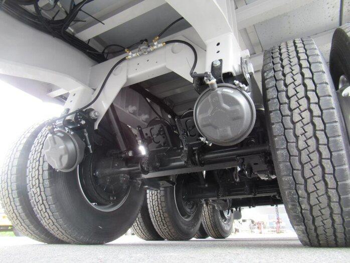 国内・その他 国産車その他 その他 トレーラ 3軸 1デフ|型式 PFB34118 トラック 画像 栗山自動車掲載