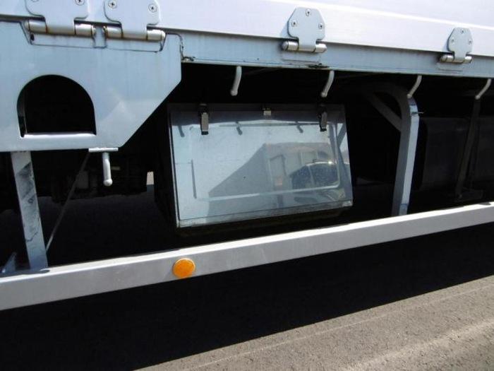 中古 平ボディ中型 三菱ファイター トラック H20 PDG-FK61F