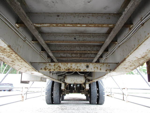 国内・その他 国産車その他 その他 トレーラ 2軸 エアサス|エンジン トラック 画像 トラスキー掲載