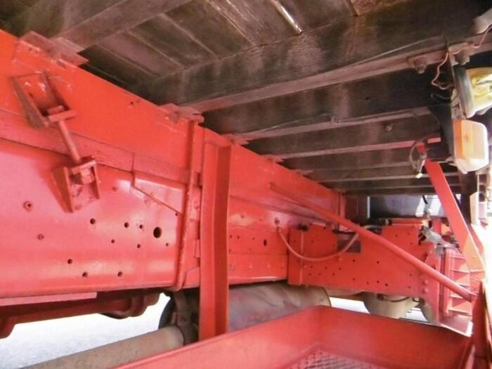 中古 クレーン付大型 日産UDビッグサム トラック H15 KL-CD55J