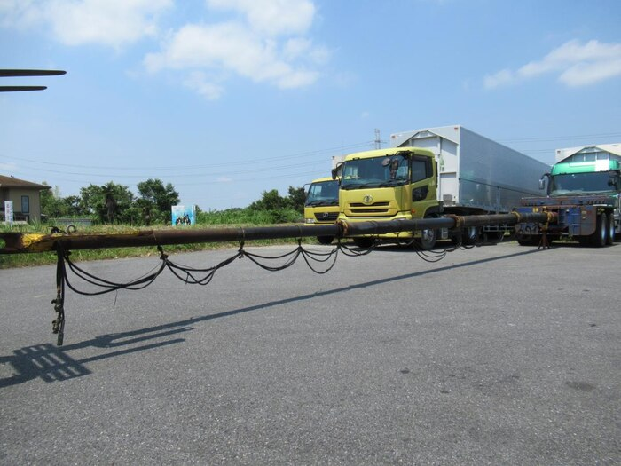 国内・その他 国産車その他 その他 トレーラ 2軸 YPF-2021S|シフト  トラック 画像 ステアリンク掲載