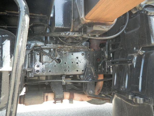 三菱 キャンター 小型 高所・建柱車 高所作業車 KC-FE567B|シフト MT5 トラック 画像 ステアリンク掲載