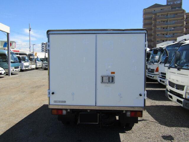 マツダ ボンゴ 小型 冷凍冷蔵 サイドドア ABF-SK82T|トラック 背面・荷台画像 トラック市掲載