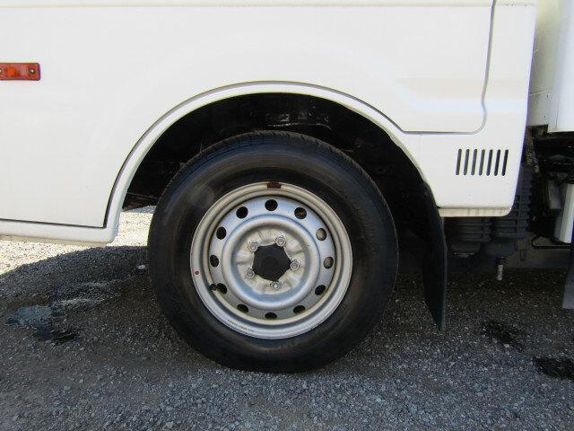 マツダ ボンゴ 小型 冷凍冷蔵 サイドドア ABF-SK82T|馬力  トラック 画像 トラックバンク掲載