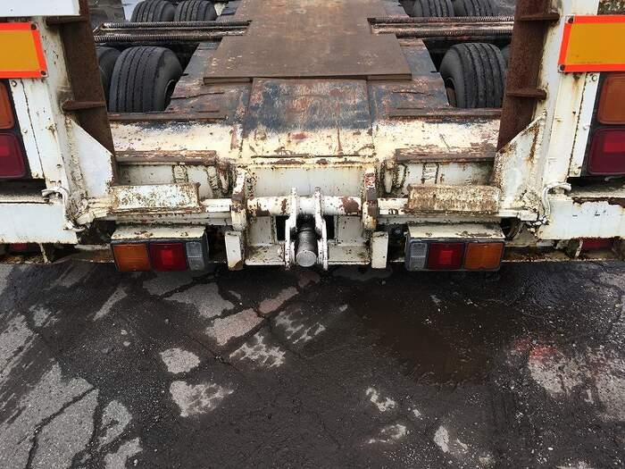 国内・その他 国産車その他 その他 トレーラ 8輪 ND1501|年式 under1984 トラック 画像 トラックサミット掲載