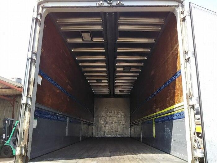 日産UD ビッグサム 大型 ウイング エアサス ベッド|荷台 床の状態 トラック 画像 トラックサミット掲載