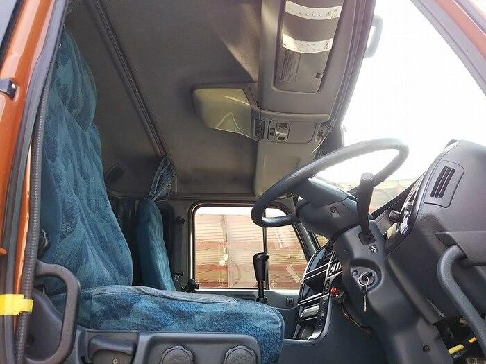 日産UD ビッグサム 大型 ウイング エアサス ベッド|積載 14t トラック 画像 ステアリンク掲載
