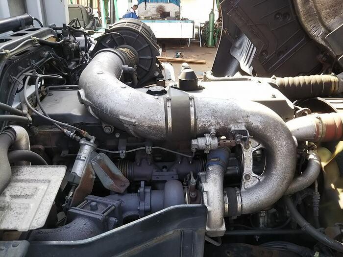 日産UD ビッグサム 大型 ウイング エアサス ベッド|型式 KL-CG48ZWV トラック 画像 栗山自動車掲載