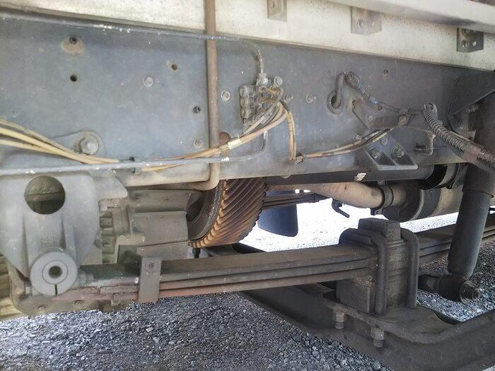 日産UD ビッグサム 大型 ウイング エアサス ベッド|シフト AT トラック 画像 ステアリンク掲載