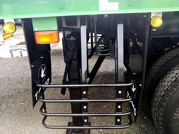 国内・その他 国産車その他 その他 トレーラ 3軸 2デフ|荷台 床の状態 トラック 画像 トラックサミット掲載