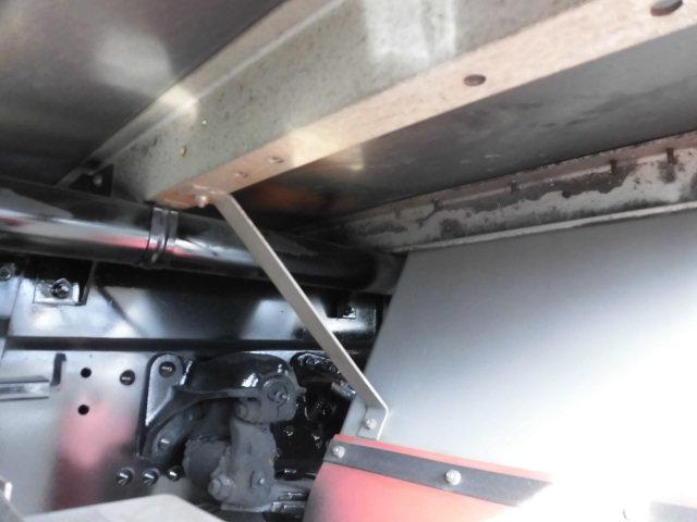 三菱 ファイター 中型 ウイング パワーゲート ベッド|走行距離 28.9万km トラック 画像 トラックランド掲載