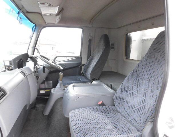 三菱 ファイター 中型 ウイング パワーゲート ベッド|車検 R2.10 トラック 画像 キントラ掲載