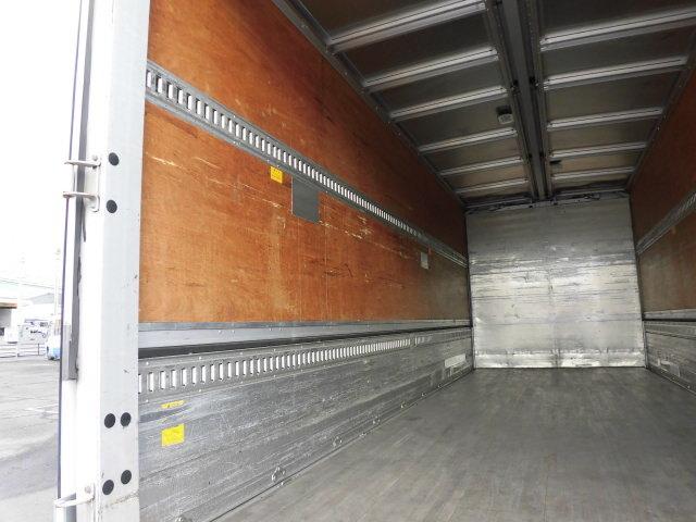 三菱 ファイター 中型 ウイング パワーゲート ベッド フロントガラス トラック 画像 トラック王国掲載
