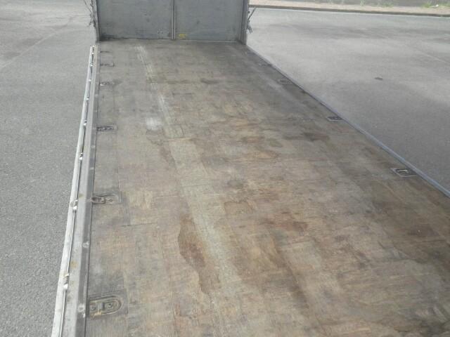 三菱 ファイター 中型 ウイング ベッド KK-FK61HL|トラック 背面・荷台画像 トラック市掲載