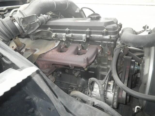 三菱 ファイター 中型 ウイング ベッド KK-FK61HL|リサイクル券 11,410円 トラック 画像 トラック市掲載