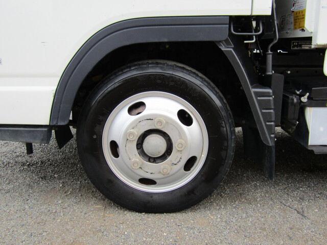 三菱 キャンター 小型 ダンプ コボレーン TPG-FBA30 運転席 トラック 画像 トラック王国掲載