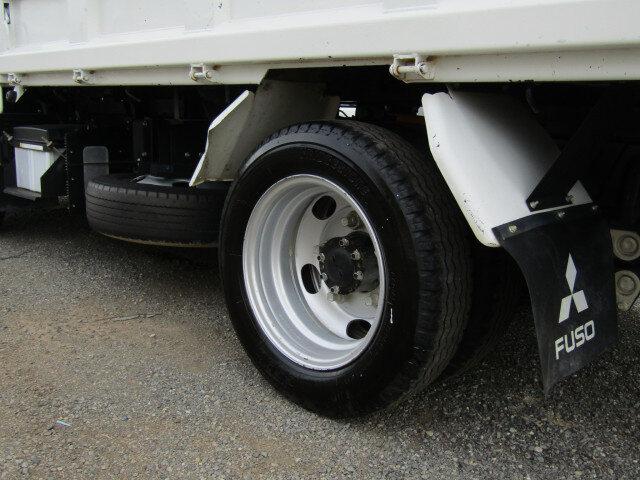 三菱 キャンター 小型 ダンプ コボレーン TPG-FBA30 年式 H29 トラック 画像 トラックサミット掲載