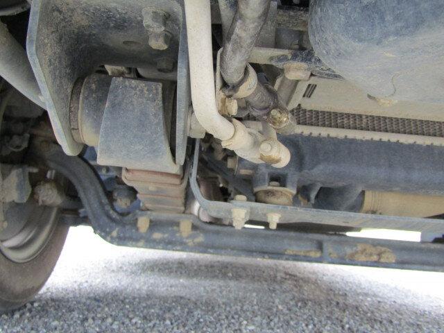 三菱 キャンター 小型 ダンプ コボレーン TPG-FBA30 荷台 床の状態 トラック 画像 トラックサミット掲載