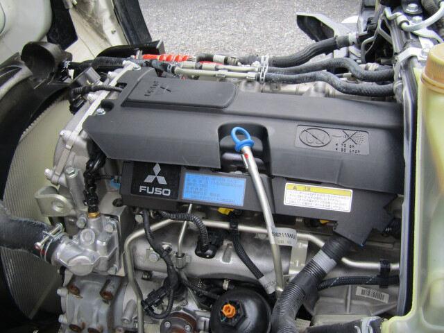 三菱 キャンター 小型 ダンプ コボレーン TPG-FBA30 フロントガラス トラック 画像 トラック王国掲載