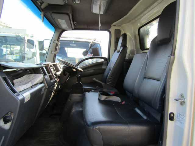 いすゞ エルフ 小型 平ボディ 床鉄板 SKG-NPR85YN|シフト MT6 トラック 画像 ステアリンク掲載